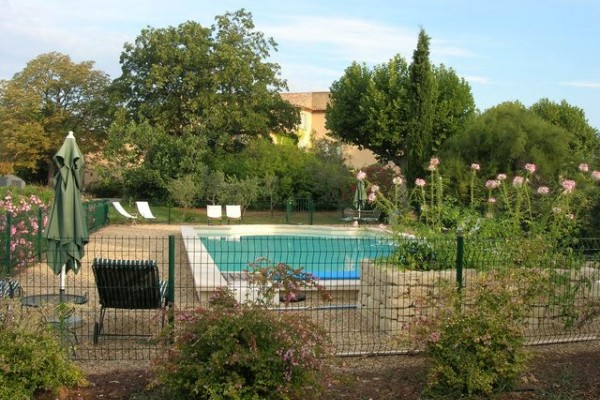 Chambres d 39 h tes aix en provence le clos des fr res gris - Chambre d hotes aix en provence piscine ...