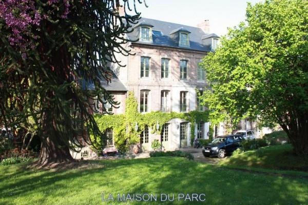 Chambres d 39 h tes honfleur la maison du parc honfleur - Chambre d hote honfleur et environs ...