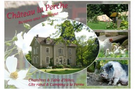 Chateau la Perche