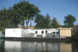 Woonboot Maastricht
